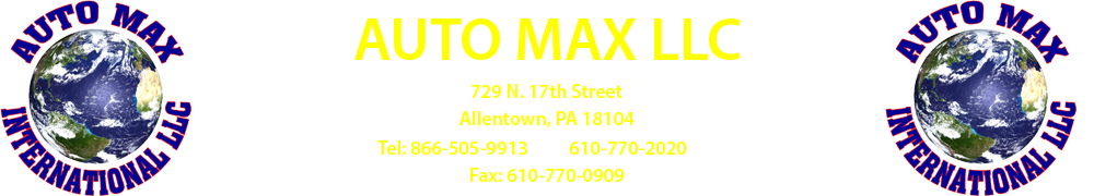 Auto Max International LLC