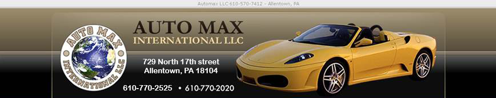 Auto Max International LLC